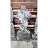 памятник мраморный крест фигурный